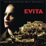 Andrew Lloyd Webber - Evita film soundtrack CD cover