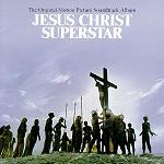 Andrew Lloyd Webber - Jesus Christ Superstar film soundtrack CD cover