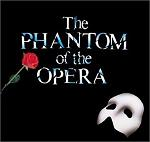 Andrew Lloyd Webber - The Phantom of the Opera original stage cast CD cover