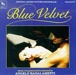 Angelo Badalamenti Blue Velvet soundtrack CD cover