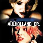 Angelo Badalamenti Mulholland Dr. soundtrack CD cover