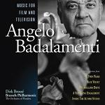 Angelo Badalamenti - Music for Film and Television soundtrack CD cover