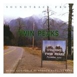 Angelo Badalamenti Twin Peaks TV music CD cover