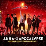 Roddy Hart and Tommy Reilly: Anna and the Apocalypse - album cover