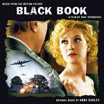 Anne Dudley - Black Book soundtrack CD cover