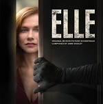 Anne Dudley: Elle - film score album cover
