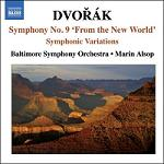 Antonin Dvorak: Symphony No9 (From The New World) Marin Alsop and the Baltimore SO