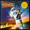 Alan Silvestri - Back to the Future soundtrack CD cover