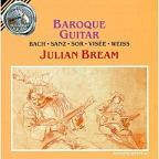 Baroque Guitar - played by Julian Bream