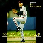 Basil Poledouris - For Love of the Game soundtrack CD cover
