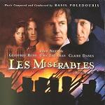 Basil Poledouris - Les Miserables soundtrack CD cover