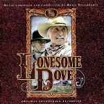 Basil Poledouris - Lonesome Dove soundtrack CD cover