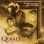 Basil Poledouris - Quigley Down Under (expanded edition) soundtrack CD cover