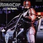 Basil Poledouris: Robocop - film score soundtrack album cover