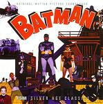 Batman: Various Composers soundtrack CD cover