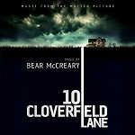 Bear McCreary: 10 Cloverfield Lane - film score album cover