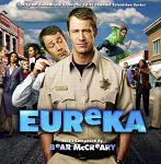 Bear McCreary: Eureka soundtrack CD cover