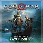 Bear McCreary: God of War - game score album cover