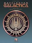 Bear McCreary: Battlestar Gallactica - sheet music book cover