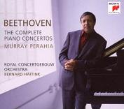 Beethoven: The Complete Piano Concertos played by Murray Perahia