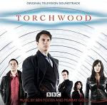 Ben Foster and Murray Gold - Torchwood TV soundtrack CD cover