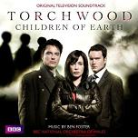 Ben Foster - Torchwood: Children of Earth - soundtrack CD cover