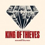 Benjamin Wallfisch: King of Thieves - film score album cover