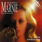 Bernard Herrmann: Marnie - soundtrack CD cover