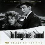 Bernard Herrmann: On Dangerous Ground - soundtrack CD cover