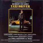 Bernard Herrmann - Taxi Driver soundtrack CD cover