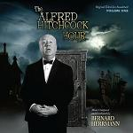 Bernard Herrmann - The Alfred Hitchcock Hour (volume 1) soundtrack CD cover