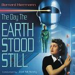 Bernard Herrmann - The Day the Earth Stood Still soundtrack CD cover