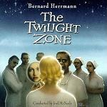 Bernard Herrmann - The Twilight Zone soundtrack CD cover
