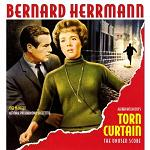 Bernard Herrman - Torn Curtain: The Unused Score - CD cover