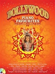 Bollywood Piano Favourites - sheet music book cover