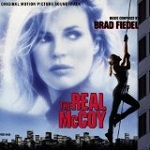 Brad Fiedel - The Real McCoy soundtrack CD cover