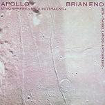 Brian Eno - Apollo: Atmospheres & Soundtracks CD album cover