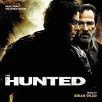Brian Tyler - The Hunted soundtrack CD cover