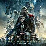 Brian Tyler - Thor: The Dark World soundtrack CD cover