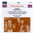 British Light Music: Richard Addinsell CD cover