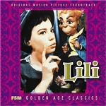 Bronislau Kaper - Lili soundtrack CD cover