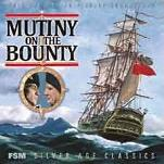Bronislau Kaper - Mutiny on the Bounty soundtrack CD cover