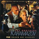 Bronislau Kaper - The Brothers Karamazov soundtrack CD cover