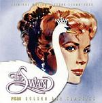 Bronislau Kaper - The Swan soundtrack CD cover