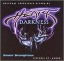 Bruce Broughton - Heart of Darkness video game soundtrack CD cover