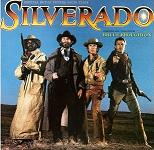 Bruce Broughton - Silverado soundtrack CD cover