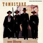 Bruce Broughton - Tombstone soundtrack CD cover