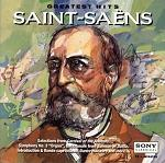 Camille Saint-Saens: Greatest Hits CD cover