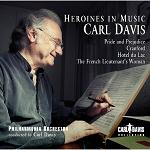 Carl Davis - Heroines in Music CD cover