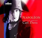 Carl Davis - Napoleon soundtrack CD cover